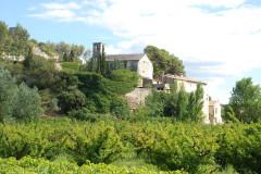 Chapelle de Saint-Marcellin - Français:   France - Provence - Boulbon - Saint-Marcellin