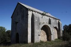 Chapelle Saint-Julien - Deutsch: Kapelle Saint-Julien in Boulbon