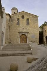 Eglise Sainte-Anne - Deutsch: Église Sainte-Anne in Boulbon