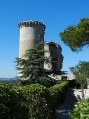 Château féodal -  Château de Châteaurenard