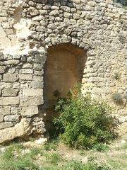 Eglise Notre-Dame de la Roque - English: France - Provence - Bouches-du-Rhône - Church Notre-Dame de la Roque in Jouques