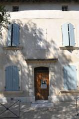 Maison de Frédéric Mistral, actuellement Musée municipal Frédéric Mistral - Deutsch: Maillane, das Haus von Frédéric Mistral
