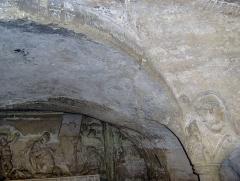 Abbaye Saint-Victor -  Crypte de l'abbatiale Saint-Victor de Marseille (13).