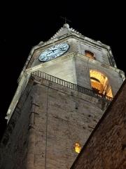Clocher des Accoules au vieux port -  Marseille - le Panier - Clocher de l'ancienne église des Accoules