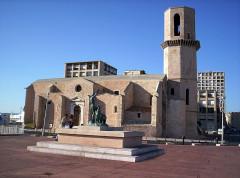 Eglise et baptistère Saint-Laurent -  Eglise Saint-Laurent/ Marseille