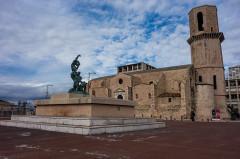 Eglise et baptistère Saint-Laurent - English: France - Marseille