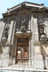 Eglise Saint-Théodore ou église de l'ancien couvent des Récollets - Français:   église Saint Théodore 3 rue des Dominicaines à Marseille.