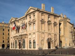 Hôtel de ville - Deutsch: Marseille, Rathaus