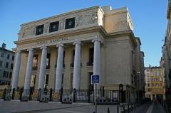 Opéra municipal -  Marseļa, Francija