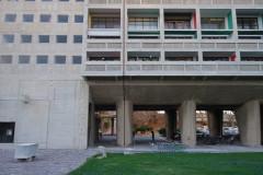 Unité d'habitation Le Corbusier dite Cité Radieuse - English: Cité radieuse, Marseille