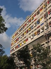 Unité d'habitation Le Corbusier dite Cité Radieuse -  Unité d'Habitation 1