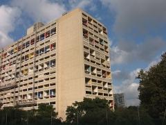 Unité d'habitation Le Corbusier dite Cité Radieuse -  Unité d'Habitation 2