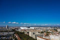 Unité d'habitation Le Corbusier dite Cité Radieuse - English: France - Marseille