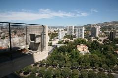 Villa Magalone -  Jardin de la Magalone, à Marseille (France)