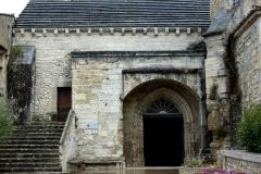Eglise paroissiale Saint-Baudile - Deutsch:   Kirche Saint-Baudile in Noves