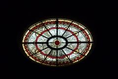Eglise paroissiale Saint-Baudile - Deutsch:   Bleiglasfenster in der Kirche Saint-Baudile in Noves
