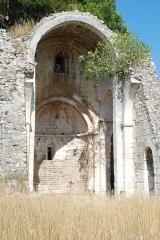 Chapelle Saint-Véran - Français:   France - Provence - Chapelle Saint-Véran d\'Orgon