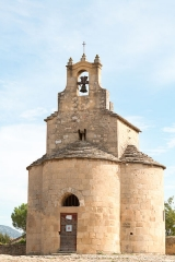 Chapelle du Saint-Sépulcre - English: Chapel of Saint-Sépulcre at Peyrolles-en-Provence, Bouches-du-Rhône (France).