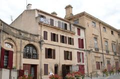 Château - English:   Peyrolles-en-Provence, Bouches-du-Rhône (France).
