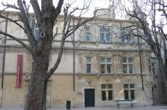 Maison du Planet ou Hôtel Mistral-Mondragon - Français:   Place à Saint Rémy de Provence.