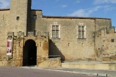 Château de l'Empéri - English:   The Château de l\'Empéri in Salon-de-Provence (Bouches-du-Rhône, France)