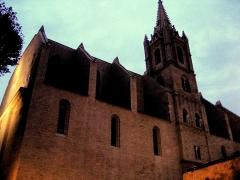 Eglise Saint-Laurent -  Bouches-Du-Rhone Salon-De-Provence Collegiale Saint-Laurent 19102011