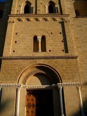 Eglise Saint-Laurent -  Bouches-Du-Rhone Salon-De-Provence Collegiale Saint-Laurent Portail Sud 20102011