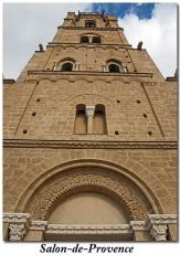 Eglise Saint-Laurent - Dansk: parvis et clocher