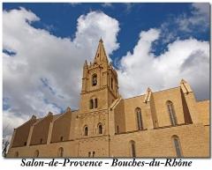 Eglise Saint-Laurent - Dansk: vue de la place