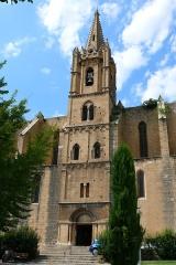 Eglise Saint-Laurent - Deutsch: Die Kirche St.Laurent in Salon-de-Provence