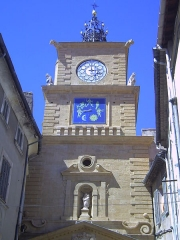 Tour de l'Horloge - English: The clock tower in Salon de Provence, France