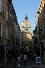 Tour de l'Horloge - English: Salon-de-Provence (Bouches-du-Rhône, France)