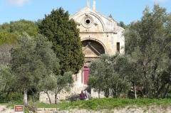 Chapelle et Tour Saint-Gabriel - Français:   Chapelle Saint Gabriel près de Tarascon.