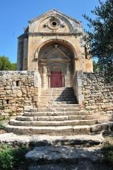 Chapelle et Tour Saint-Gabriel - Deutsch:   Chapelle Saint Gabriel bei Tarascon