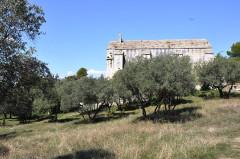 Chapelle et Tour Saint-Gabriel - Deutsch:   Chapelle Saint-Gabriel bei Tarascon