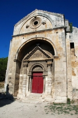 Chapelle et Tour Saint-Gabriel - France - Provence - Chapelle Saint-Gabriel de Tarascon