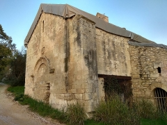 Chapelle Saint-Victor - English: Chapelle Saint-Victor (Tarascon)