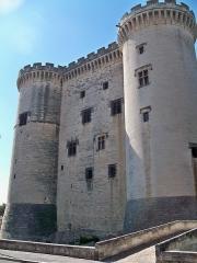 Château du Roi René - Château du roi René à Tarascon (13)