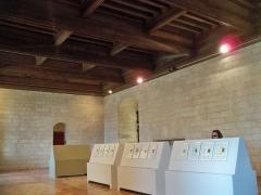Château du Roi René - Salle à manger du roi du château de Tarascon (13)