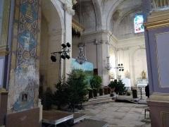 Eglise Saint-Jacques - English: Église Saint-Jacques de Tarascon