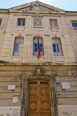 Couvent des Bénédictines et couvent des Ursulines  , actuellement collège Mignet - Deutsch: Collège Mignet in Aix-en-Provence