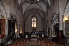 Eglise Saint-Pancrace -  Collegiale Saint-Pancrace à Aups