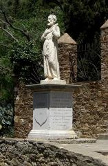 Chapelle Saint-François-de-Paule - English: Bormes-les-Mimosas, France, Saint Francis of Paola
