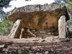 Dolmen n° 4 des Adrets - Français:   Brignoles Dolmen Adrets-1