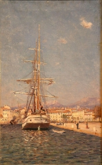 Ancien Palais des Comtes de Provence, actuellement musée du pays brignolais -