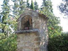 Chapelle Notre-Dame-de-Carami - Oratoire de ND de Caramy