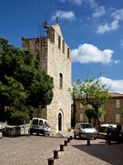 Eglise -  Le Castellet (Var - France) - L'église paroissiale
