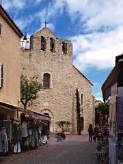 Eglise -  Le Castellet (Var - France) - Église paroissiale de la Transfiguration