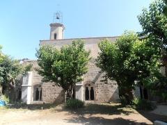 Abbaye -  Département du Var, Abbaye de la Celle propriété du Conseil général du Var depuis 1990. Important témoignage de l'art roman provençal. Construte entre la seconde moitié du XIIe siècle et la première moitié du XIIIe siècle.