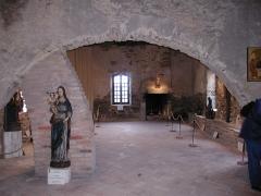 Ancienne chartreuse de la Verne -  Chartreuse de la Verne - Interior